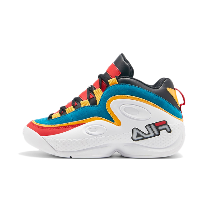 Fila Grant Hill 3one3 'Safety Yellow' 1BM01058-115