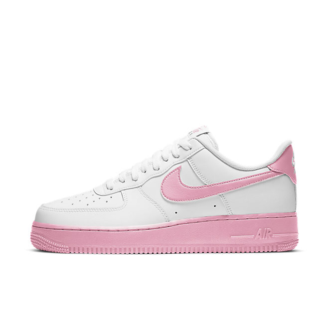 Nike Air Force 1 Low White Pink Foam