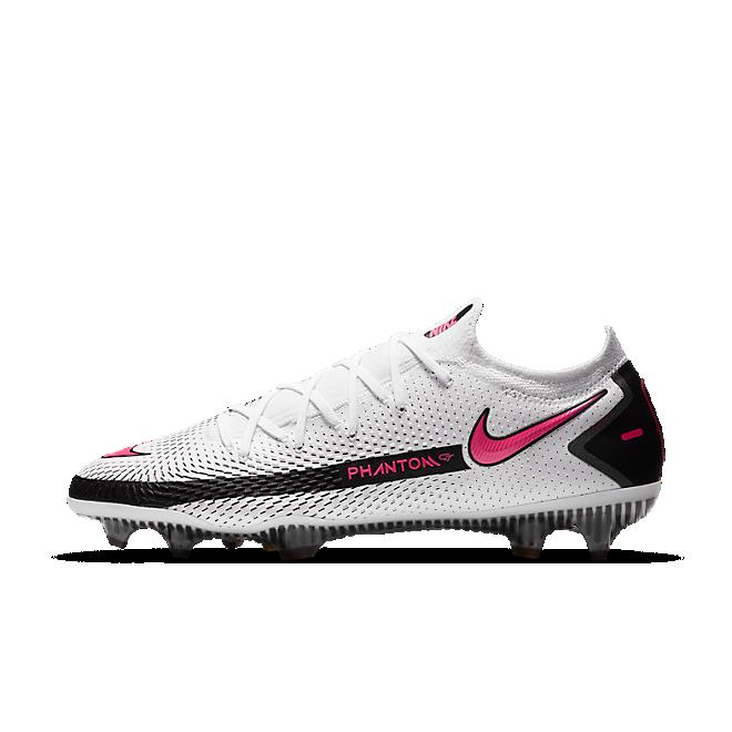 Nike Phantom GT Elite FG White Black Pink Blast