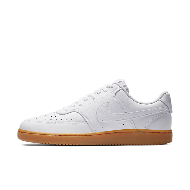 Nike Court Vision Low White Gum