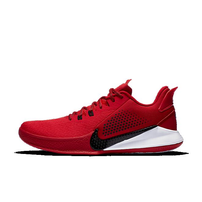 Nike Mamba Fury University Red (Team)