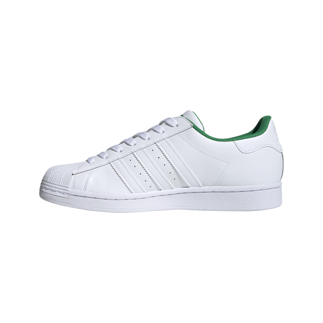adidas Superstar Ftw White/ Ftw White/ Green