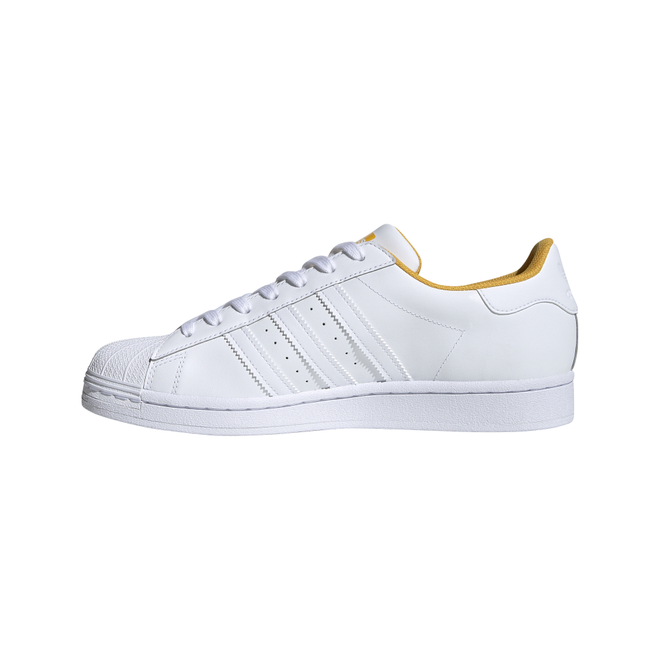 adidas Superstar Ftw White/ Ftw White/ Active Gold