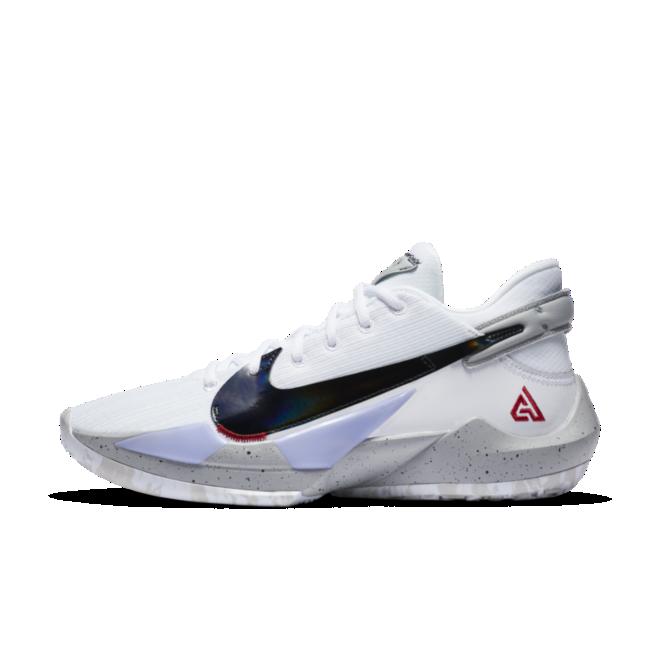 Nike Zoom Freak 2 'White'