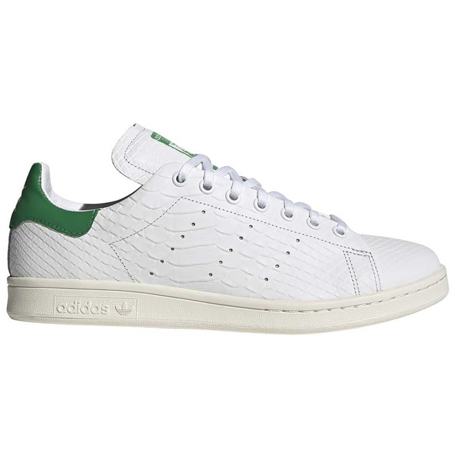 adidas Stan Smith Recon Italian Crocodile Cloud White