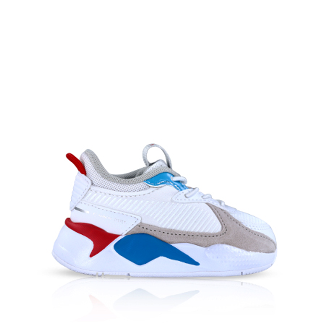 Puma RS-X Monday White/High Risk Red TD