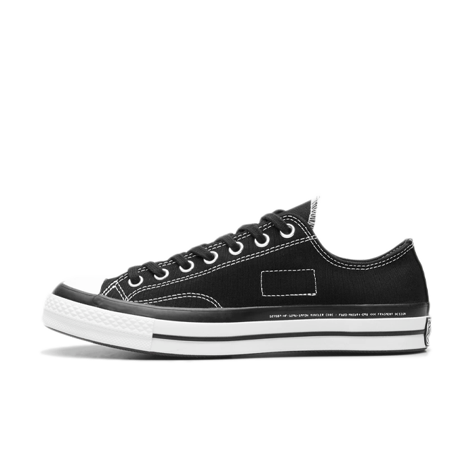 Moncler X Fragment X Converse Chuck Taylor All-Star 'Black'