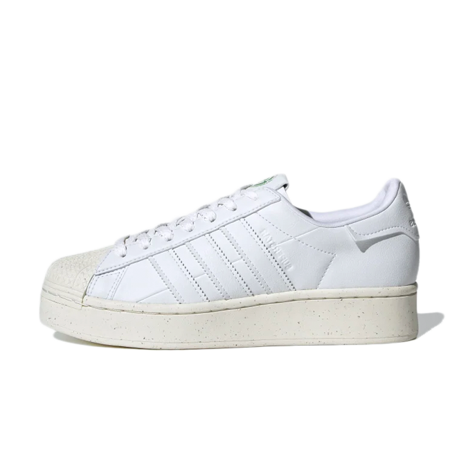 adidas Superstar Bold 'Cloud White' FY0118