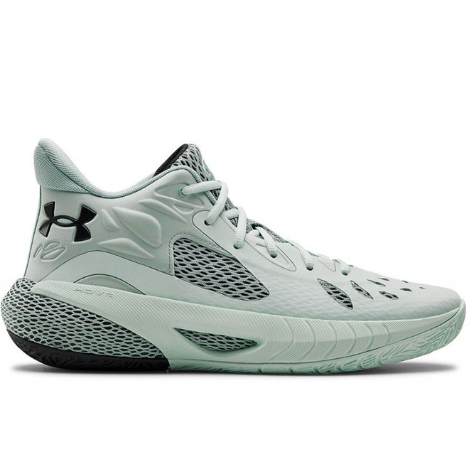 Under Armour HOVR Havoc 3 Mint Groen