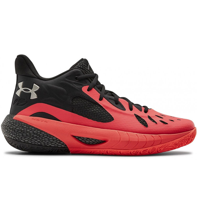 Under Armour HOVR Havoc 3 Rood Zwart
