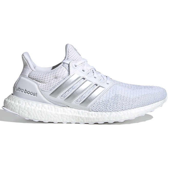 adidas Ultra Boost DNA Cloud White Silver Metallic