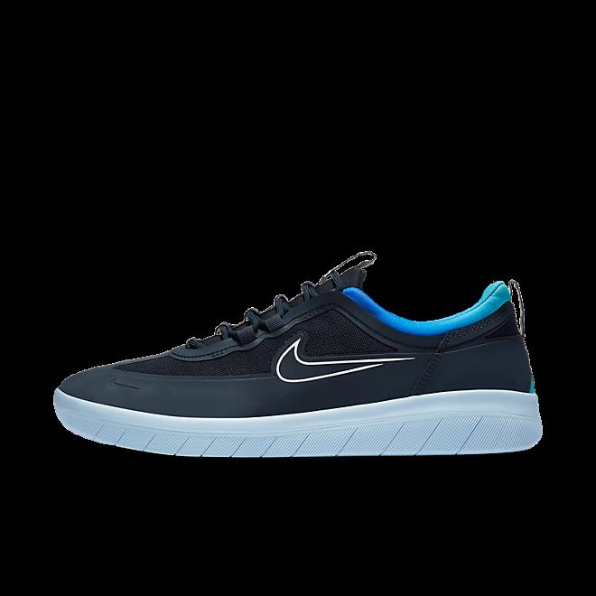 Nike SB Nyjah Free 2 Dark Obsidian Hyper Jade