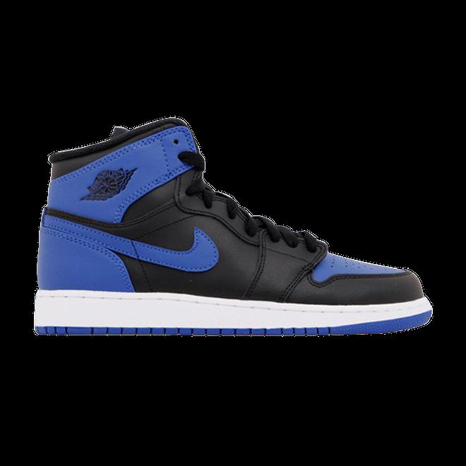 Jordan 1 Retro Black Royal Blue 2013 (GS)