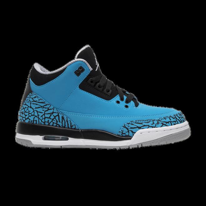 Jordan 3 Retro Powder Blue (GS)