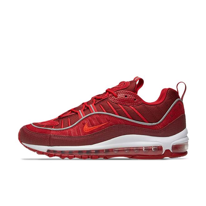 Nike Air Max 98 'Exotic Skin Red'