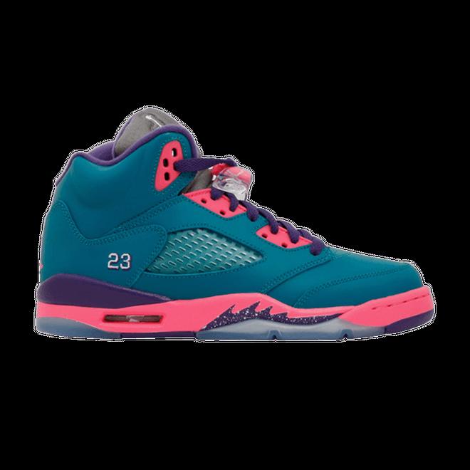 Jordan 5 Retro Tropical Teal (GS)
