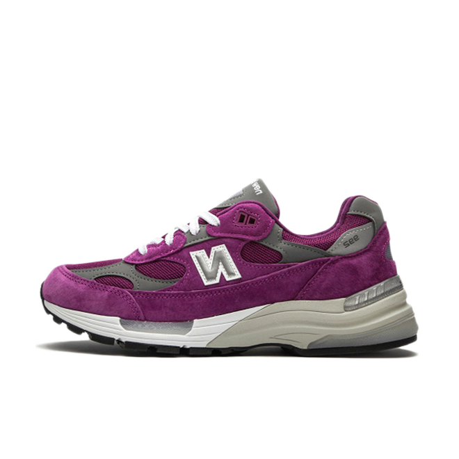 New Balance M992BA 'Purple'
