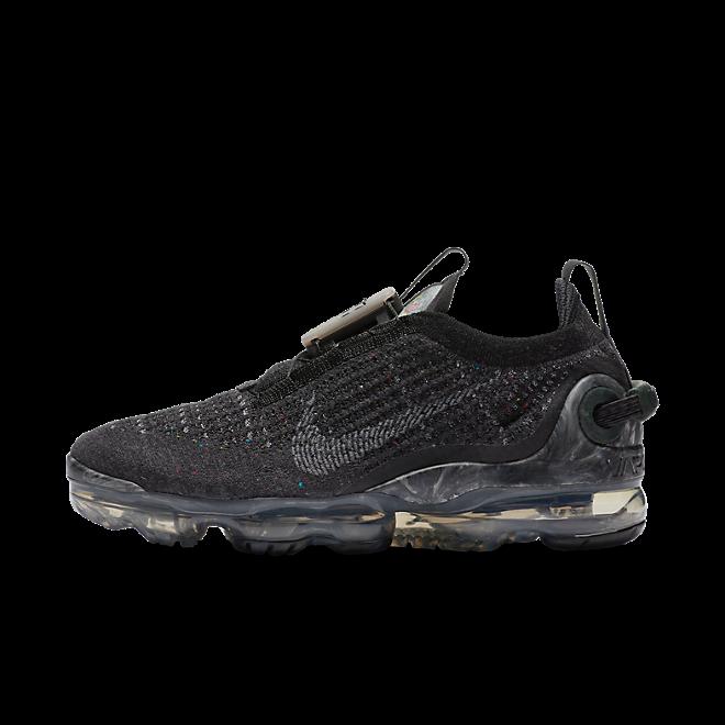 Nike Air VaporMax 2020 Flyknit Black Dark Grey (W)
