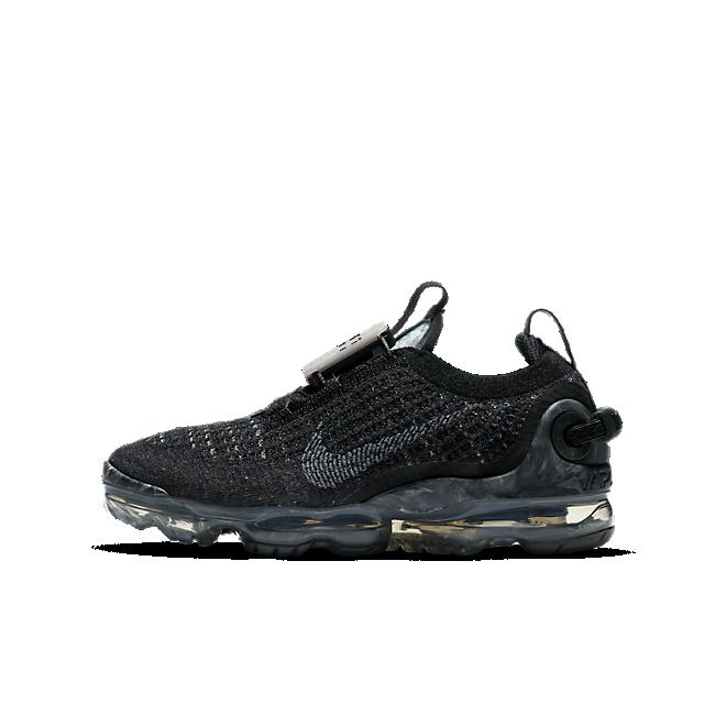 Nike Air VaporMax 2020 Flyknit Black Dark Grey (GS)