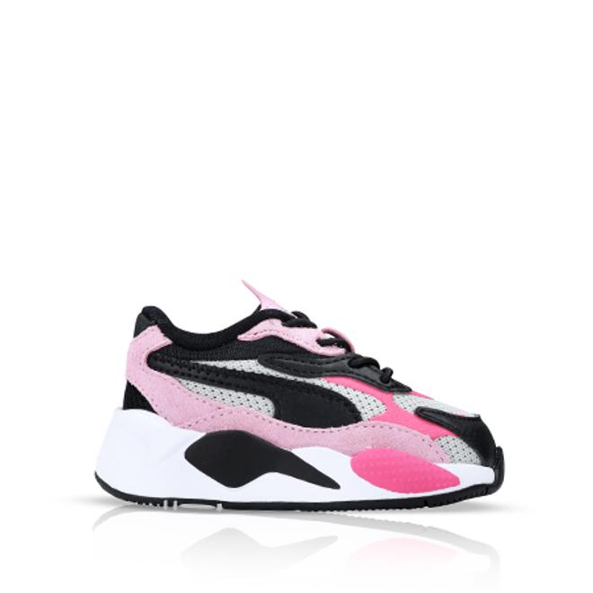 Puma RS-X³ Bright Glow Pink/Pale Pink/Black TD
