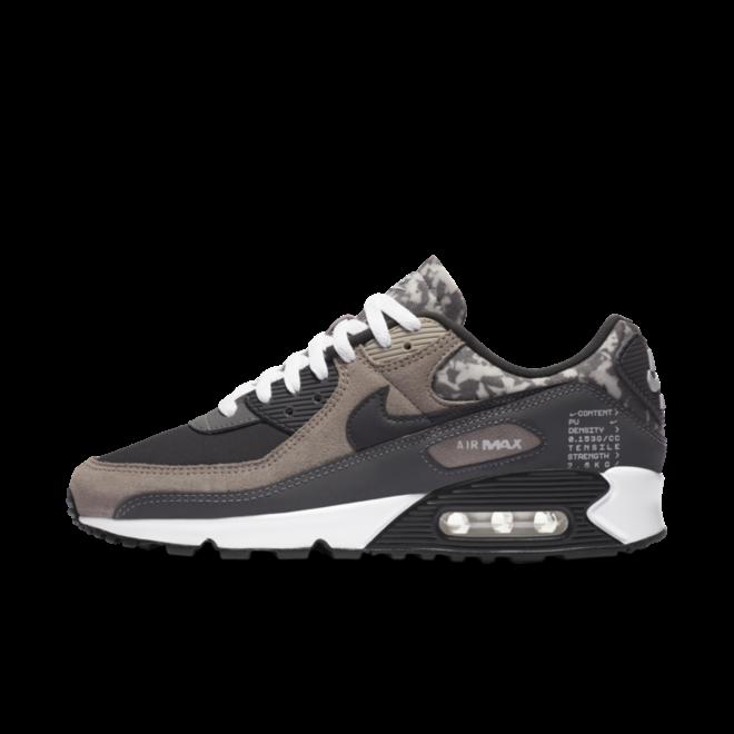 Nike Air Max 90 SE 'Enigma Stone' zijaanzicht