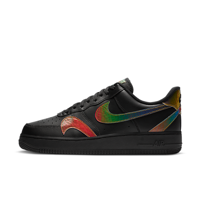 Nike Air Force 1 '07 LV Black Multicolor