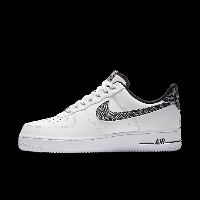 Nike Air Force 1 '07 White Metallic Silver