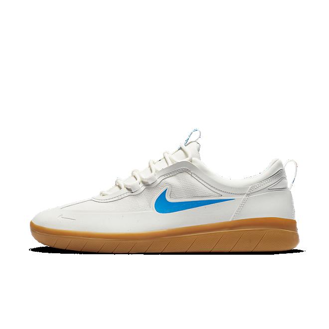 Nike SB Nyjah Free 2 'Summit White'