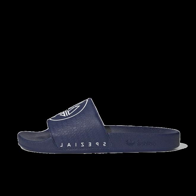 adidas Adilette SPZL 'Dark Blue'
