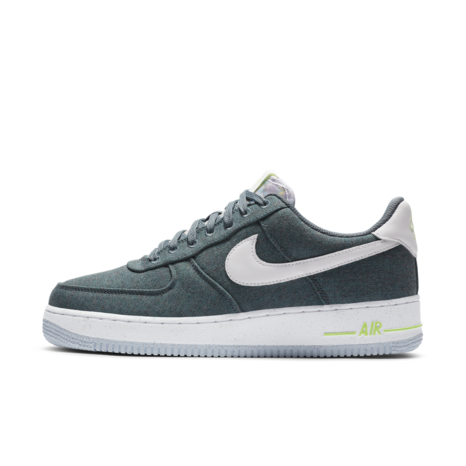 Nike Air Force 1 Low 'Green Canvas'