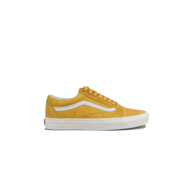 Vans Old Skool Suede Honey Gold