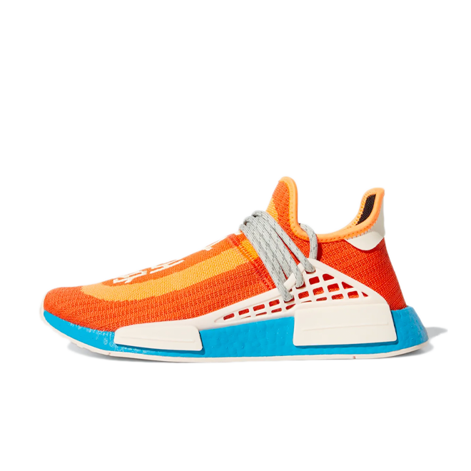 Pharrell Williams X adidas NMD Hu Extra Eye 'Orange'
