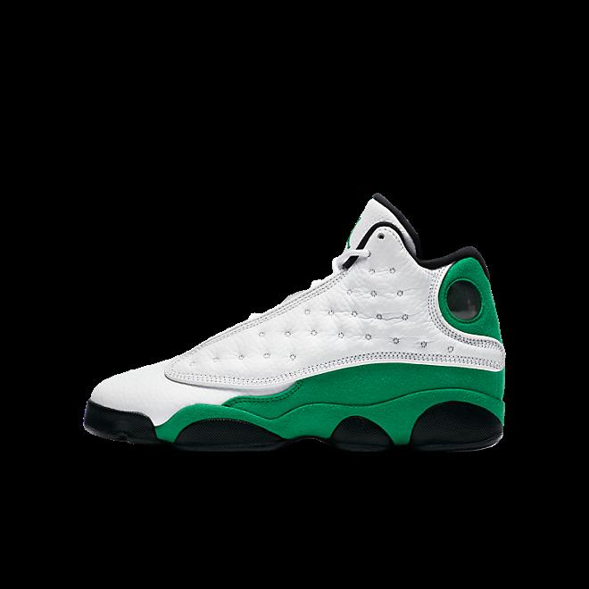 Jordan 13 Retro White Lucky Green (GS)