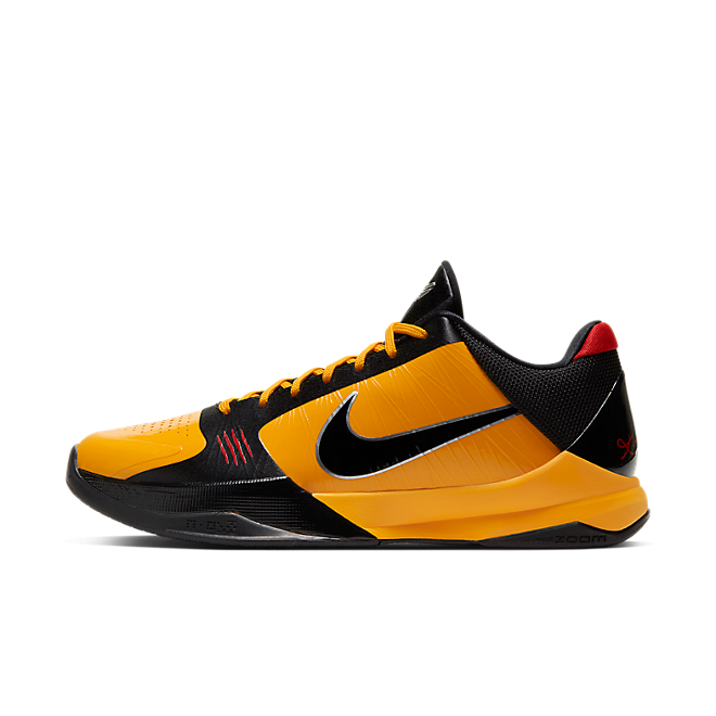 Nike Kobe 5 Protro Bruce Lee 'Black & Yellow'