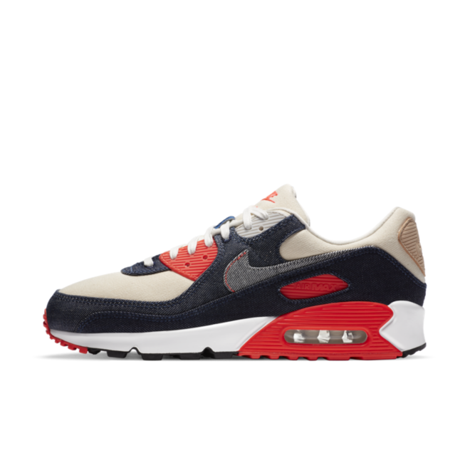 Denham X Nike Air Max 90 'Infrared' CU1646-400