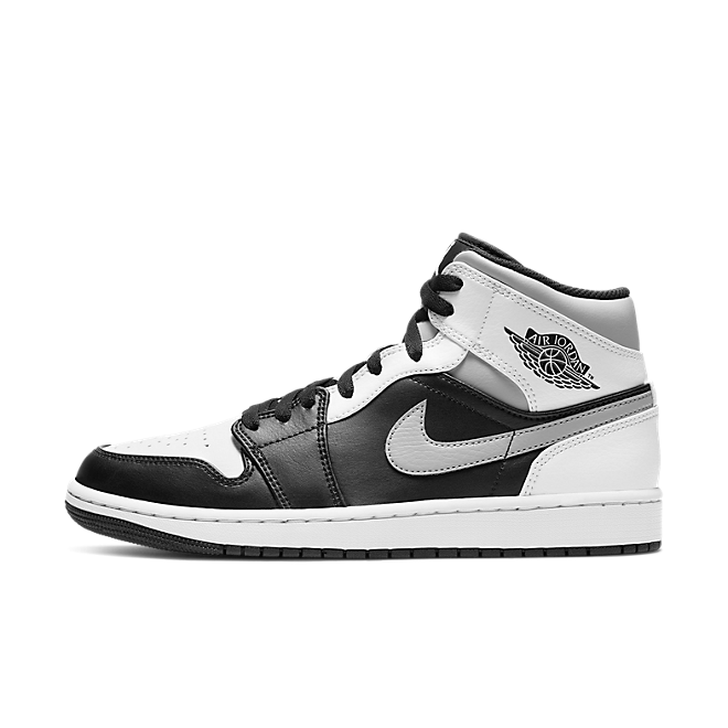 Air Jordan 1 Mid 'White Shadow'