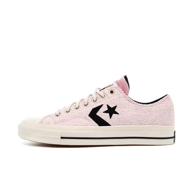 Converse Star Player OX Reverse Terry 'Lotus Pink'