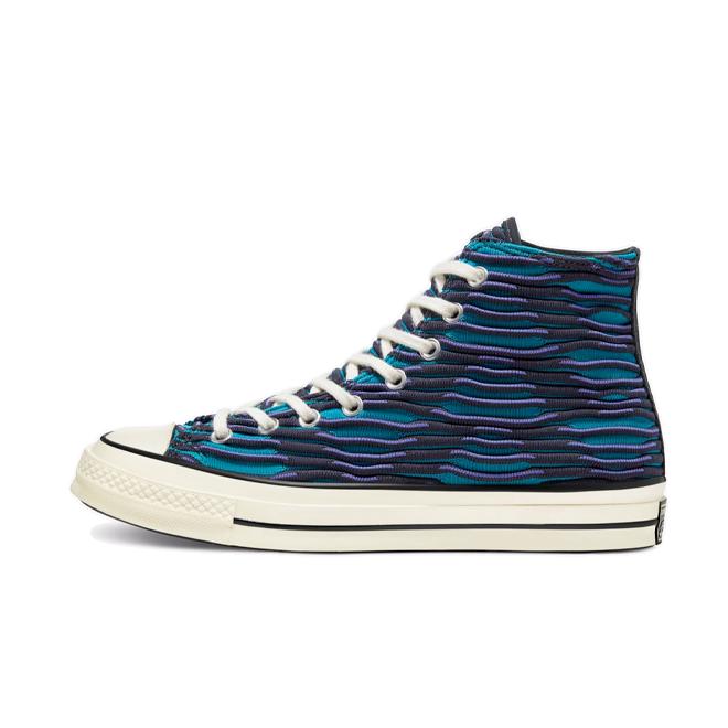 Converse Chuck 70 High Vibrant Knit 'Ocean Depths'
