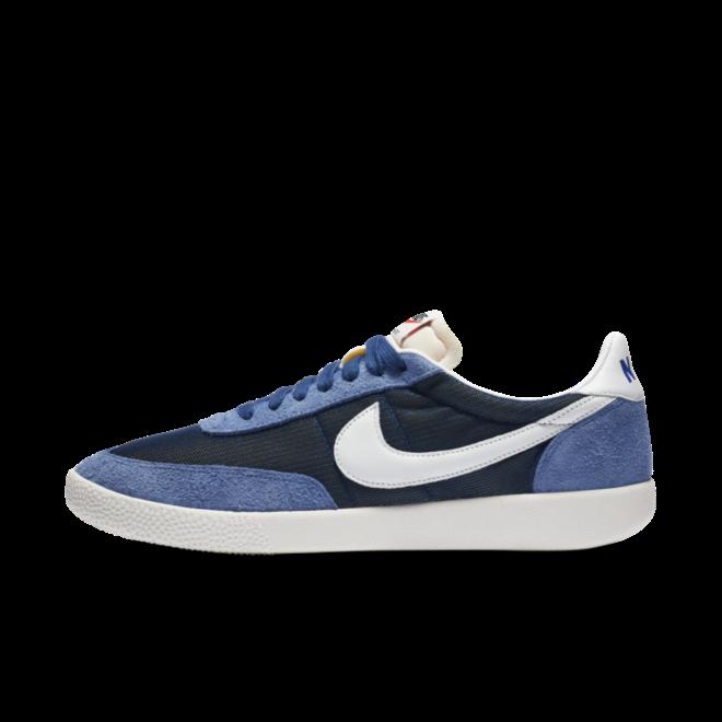 Nike Killshot 'Coastal Blue' zijaanzicht