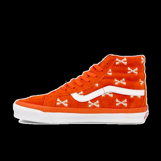 WTAPS X Vans Sk8-Hi 'Orange'