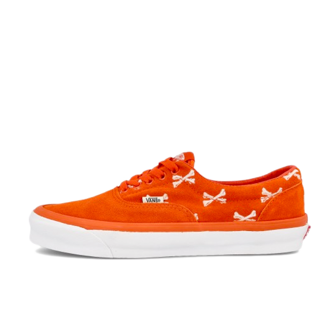 WTAPS X Vans Era OG 'Orange'