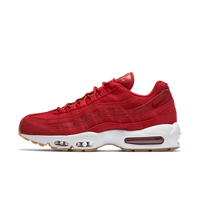 Nike Air Max 95 'Exotic Skin Red'