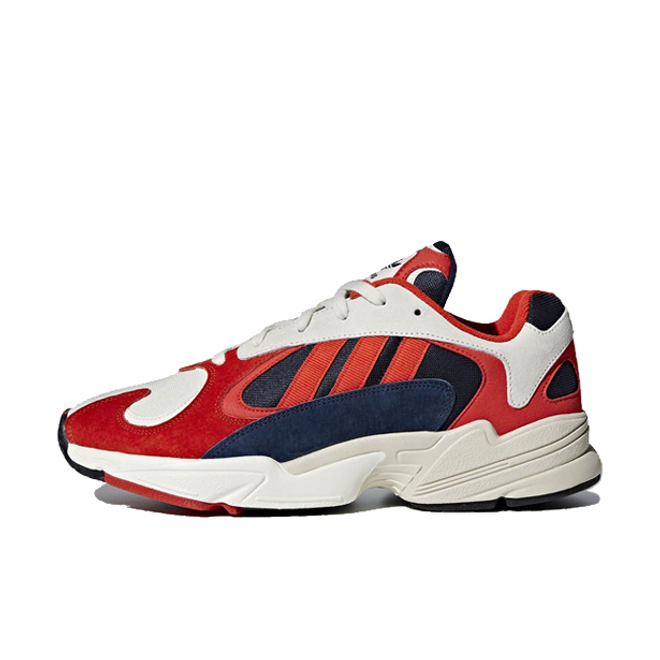 "adidas Yung-1""Collegiate Navy"" Singles Day"