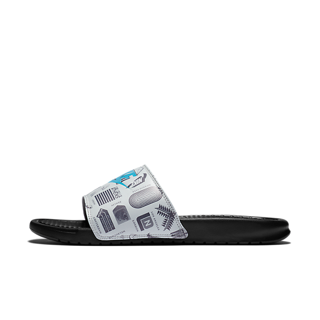 Nike Benassi JDI Summit White