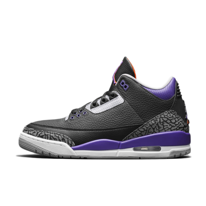 Air Jordan III Retro 'Court Purple'