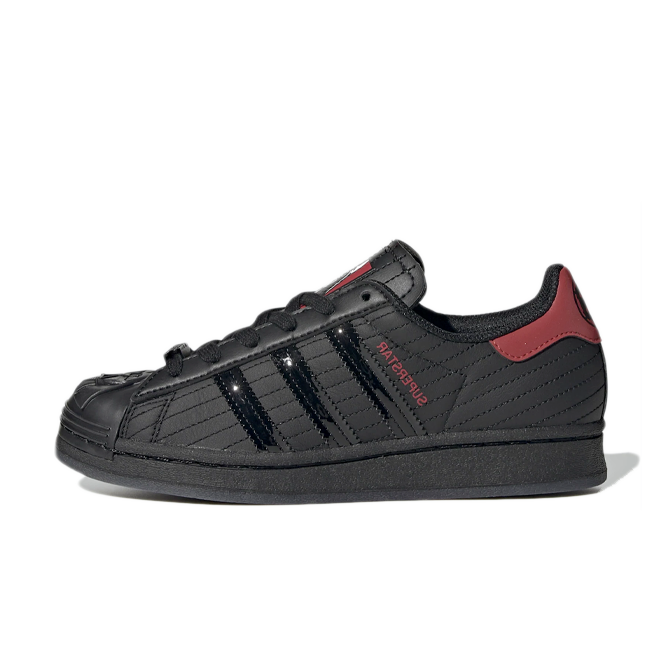 Star Wars X adidas Superstar 'Darth Vader'
