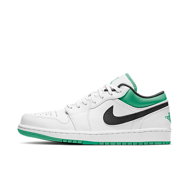 Air Jordan 1 Low 'Lucky Green'