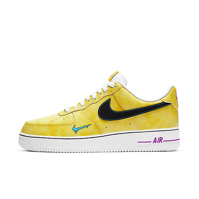 Nike Air Force 1 'Peace, Love & Basketball'