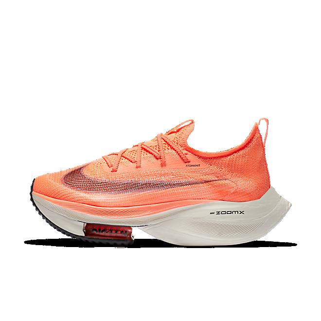 Nike Air Zoom Alphafly Next% Bright Mango (W)