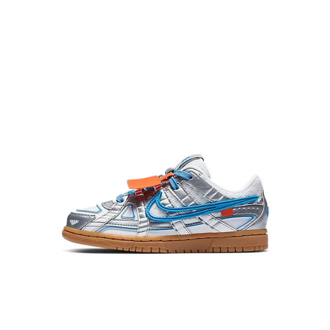 Off-White X Nike Rubber Dunk PS 'University Blue'